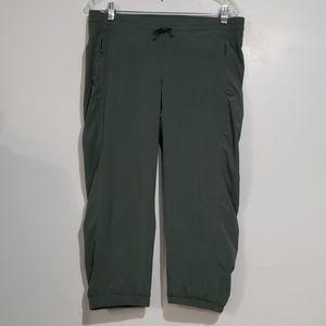 Athleta Olive Athletic Pants Size 10
